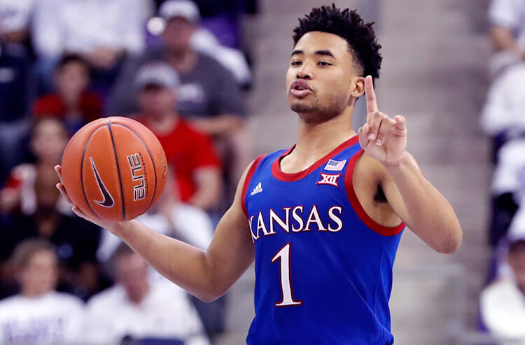 College basketball odds, picks and predictions: No place like the road for Kansas