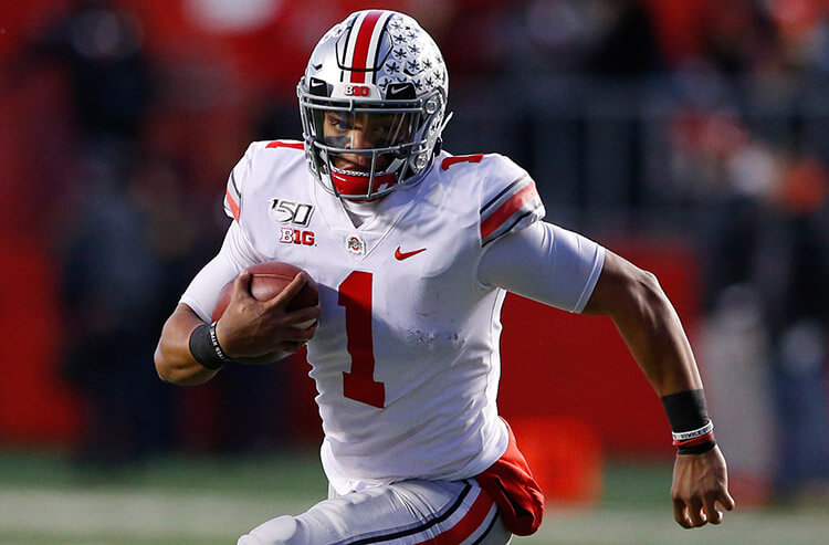 2020 Heisman Trophy Odds: Fields remains in front