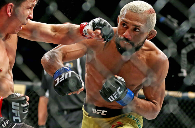UFC 255: Figueiredo vs Perez Picks and Predictions