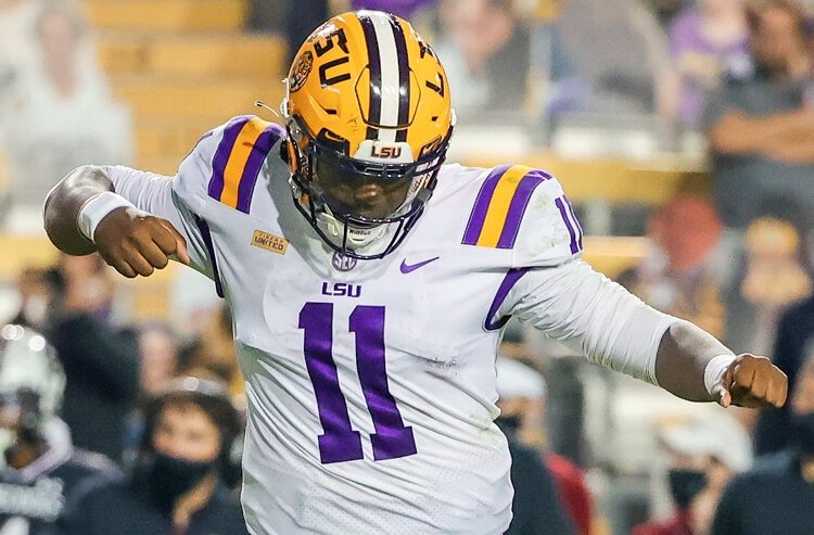 How To Bet - LSU vs Texas A&M Picks and Predictions for November 28