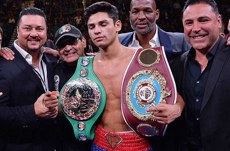 Ryan Garcia Vs Luke Campbell Fight Odds Garcia The Favorite For Dec 5