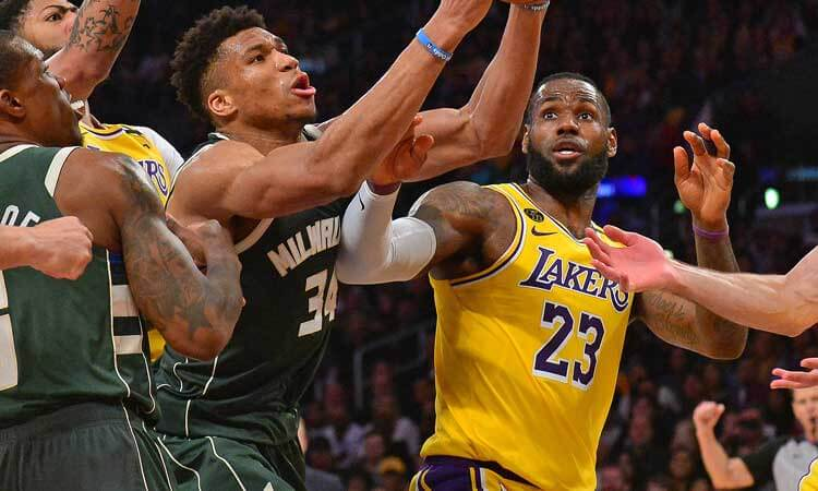 NBA Championship odds: Bucks remain favored over L.A. teams