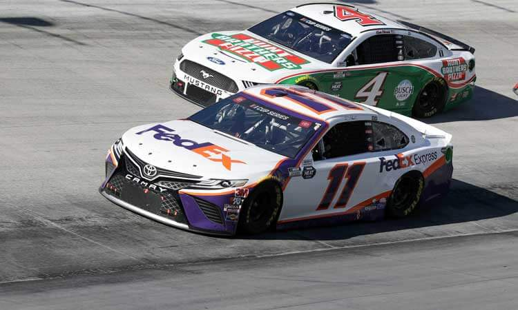 NASCAR Big Machine Hand Sanitizer 400 odds: Hamlin closing the gap