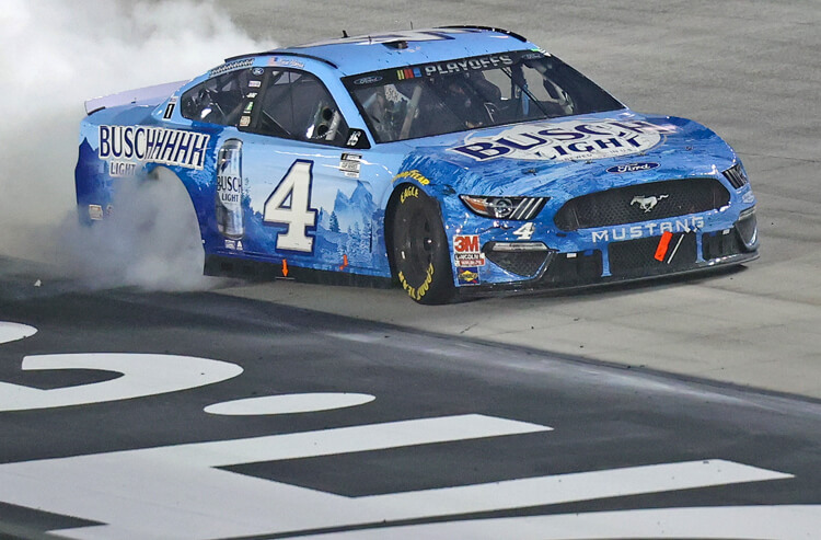 How To Bet - NASCAR Autotrader EchoPark Automotive 500 odds: Harvick leads