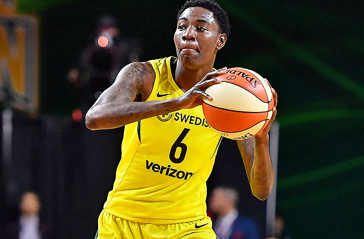 WNBA picks and predictions for August 10
