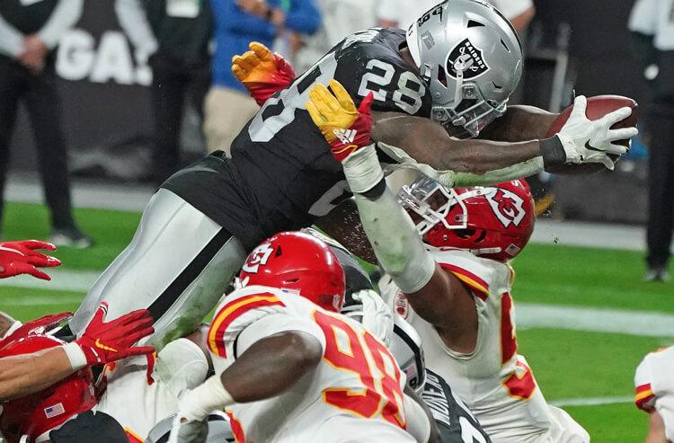Raiders vs Falcons Week 12 Picks and Predictions
