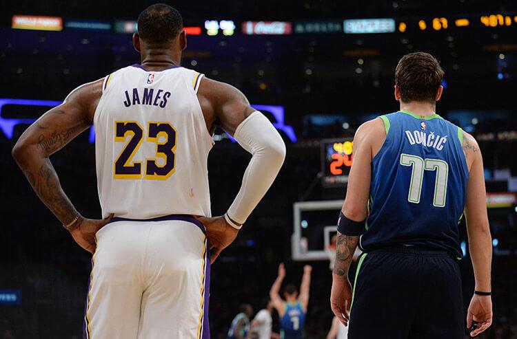 Lakers Vs Mavericks Nba Betting Picks And Predictions