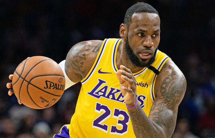 Lakers vs Nuggets NBA betting picks and predictions: Bettors love LeBron to top this prop
