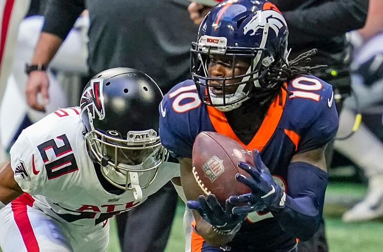 Broncos vs Raiders Week 10 picks and predictions