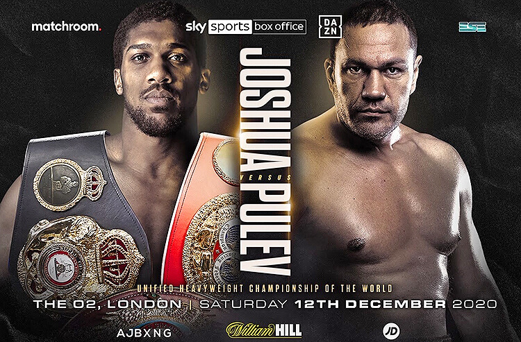 Anthony Joshua vs Kubrat Pulev betting picks and predictions