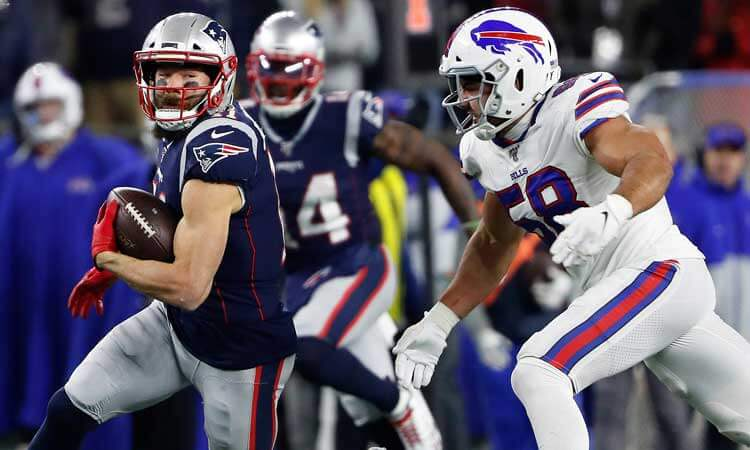 NFL prop odds: Fade the New England Patriots