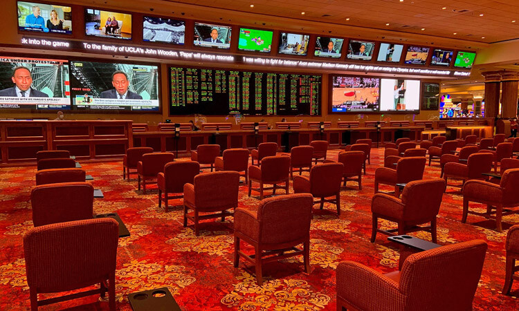 As Vegas reopens, sportsbooks anticipate sports betting boom