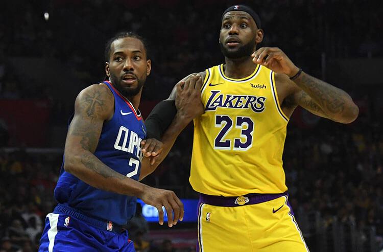 NBA betting: Regular-season restart odds back on the board