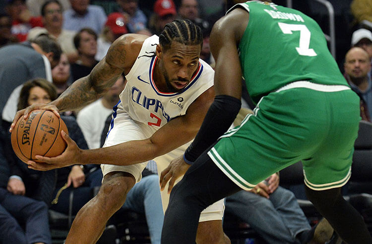 Clippers vs Celtics NBA betting picks and predictions: L.A. to head into break on high note