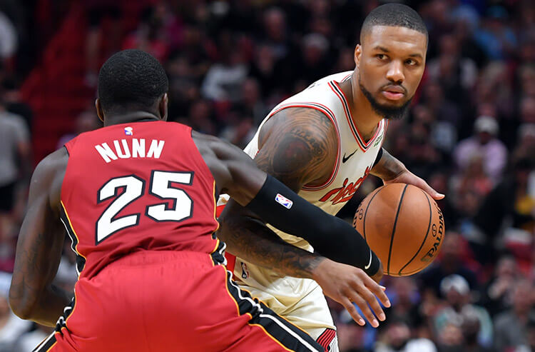 NBA daily betting picks and odds: Bet on Blazers vs banged up Heat
