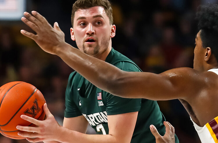 How To Bet - Notre Dame vs Michigan State Picks and Predictions for November 28