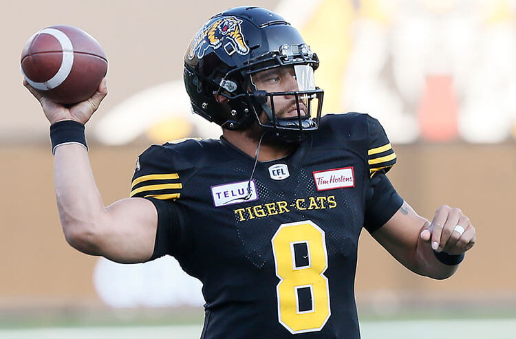 CFL Odds to Win the 2021 Grey Cup: Tiger-Cats on Top