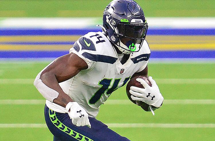 Seattle Seahawks DK Metcalf
