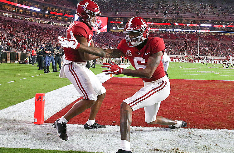 Alabama vs. tennessee betting line feature race betting terms
