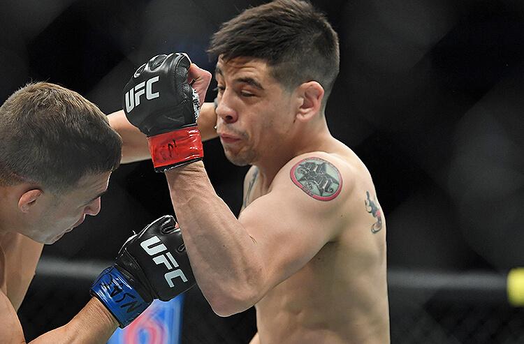 UFC 256 betting odds: Figueiredo vs Moreno headlines Dec 12