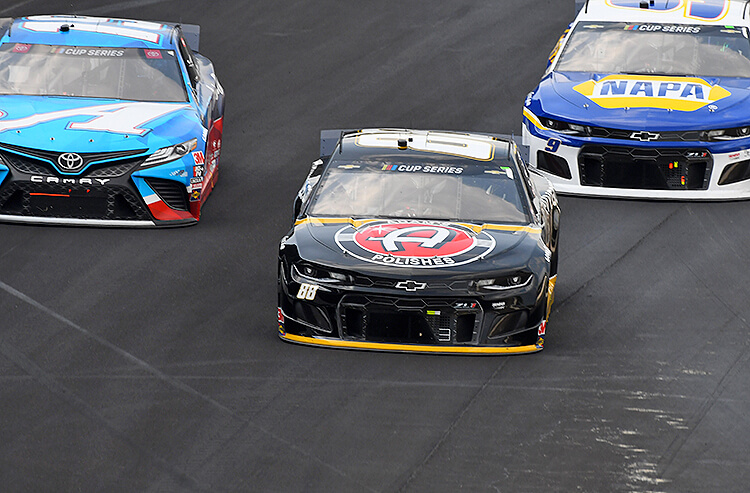 NASCAR Next Gen test set for Dover, Custer to drive