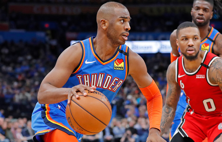 NBA betting picks and odds: Profit from this Chris Paul prop versus Pelicans
