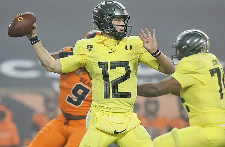 How To Bet - Oregon vs California Picks and Predictions for December 5