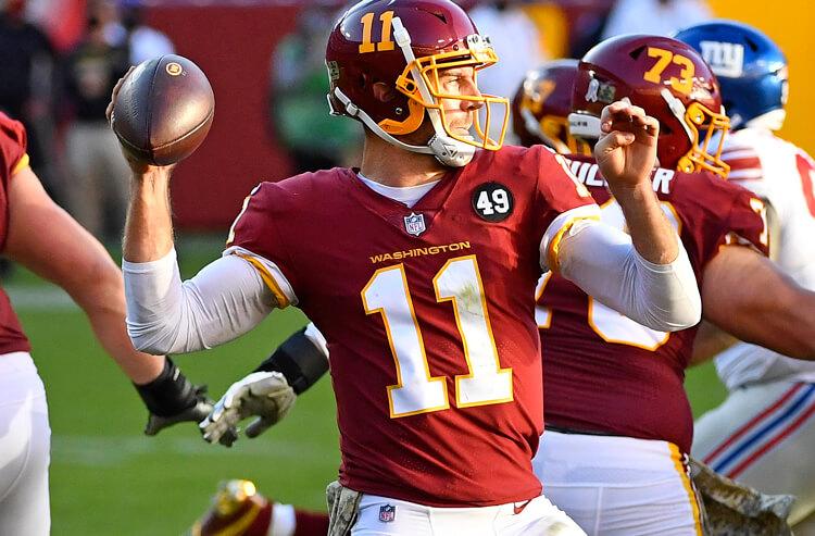 Washington vs Lions Week 10 picks and predictions