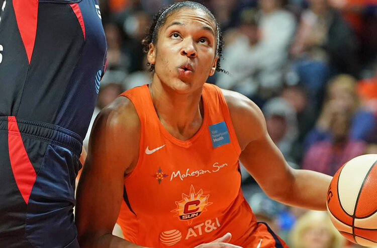 WNBA picks and predictions for August 8