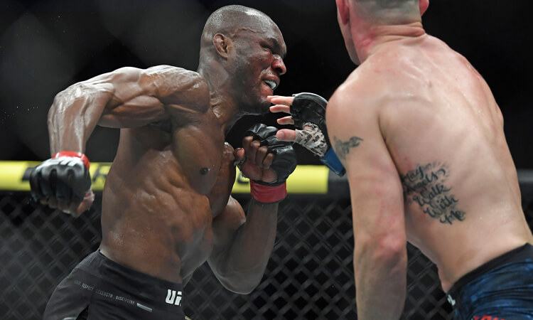 UFC 251: Usman vs Burns canceled due to COVID-19