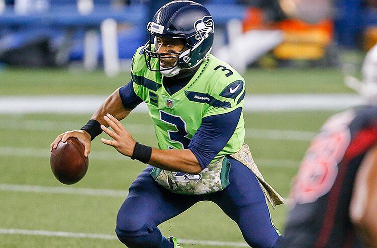 Seattle Seahawks Russell Wilson NFL