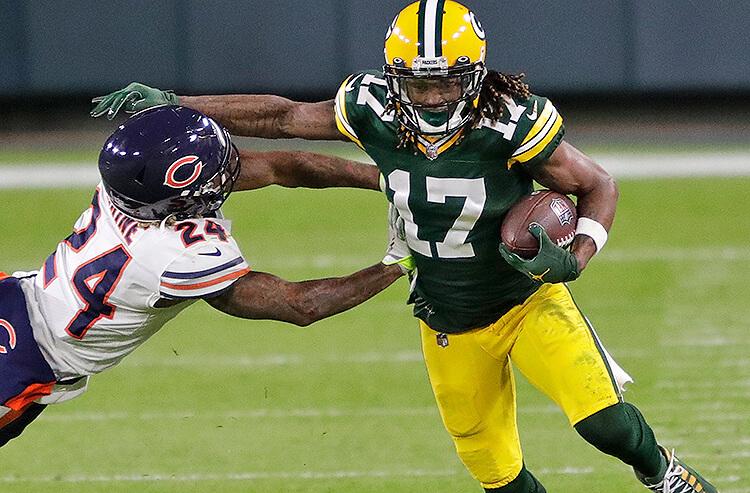 Davante Adams Green Bay Packers NFL