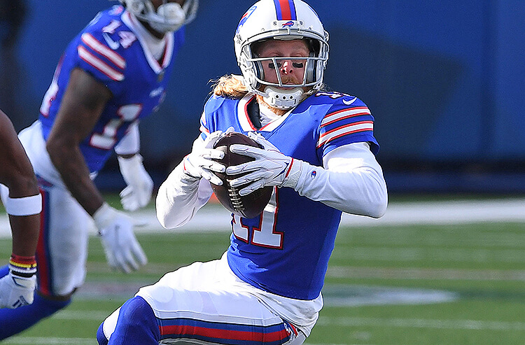 Buffalo Bills Cole Beasley NFL