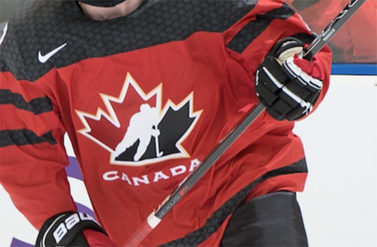 Team Canada jersey