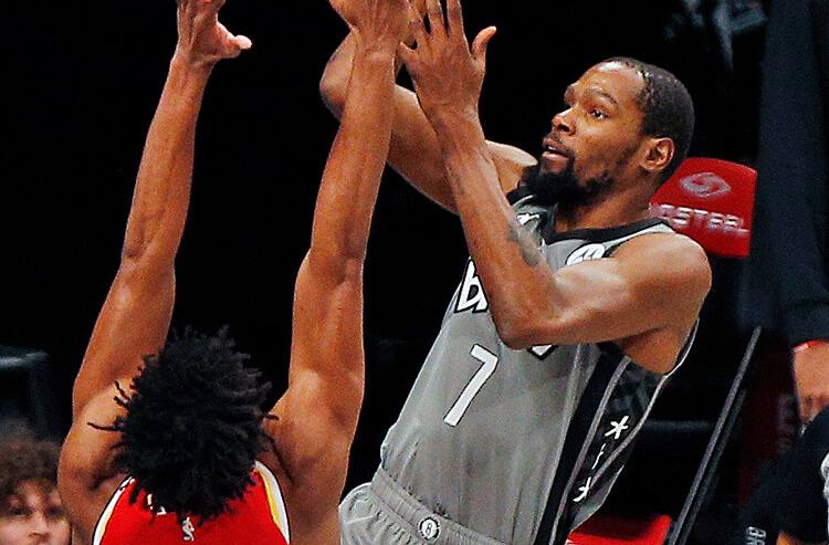 Kevin Durant NBA Brooklyn Nets