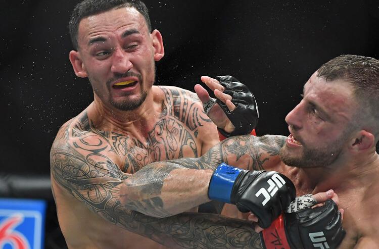 Ufc Fight Night Holloway Vs Kattar Picks And Predictions