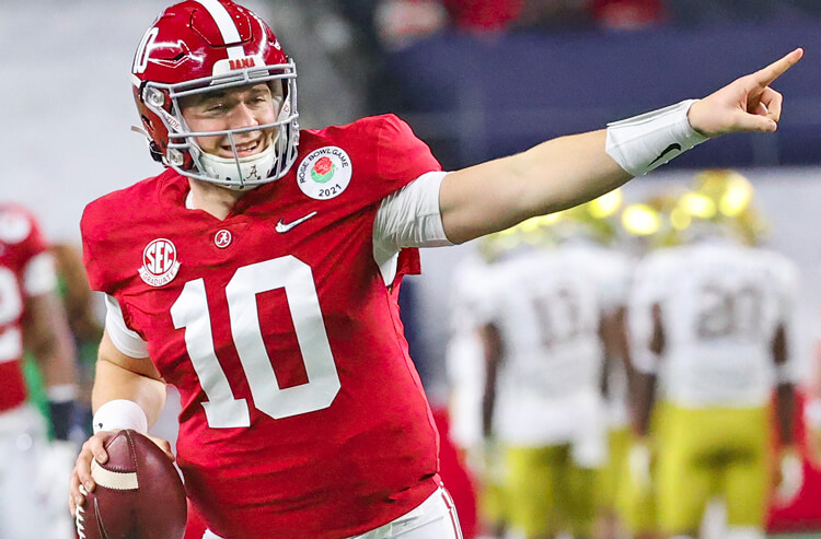 Alabama Prop Bets for the CFP Championship Game