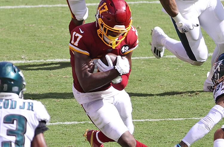 Washington Football Team Terry McLaurin NFL