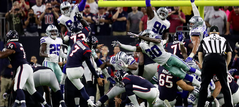 NFL Free Picks - Houston Texans vs Dallas Cowboys - August