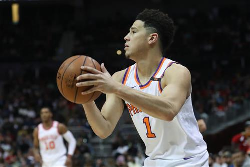 Phoenix Suns star guard Devin Booker will be out indefinitely as the guard  is set to go under the knife for a hand surgery. a65a3b889