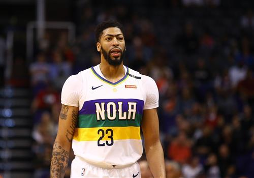 dfd1d3f1decd Lakers in position to make strong offer for Anthony Davis